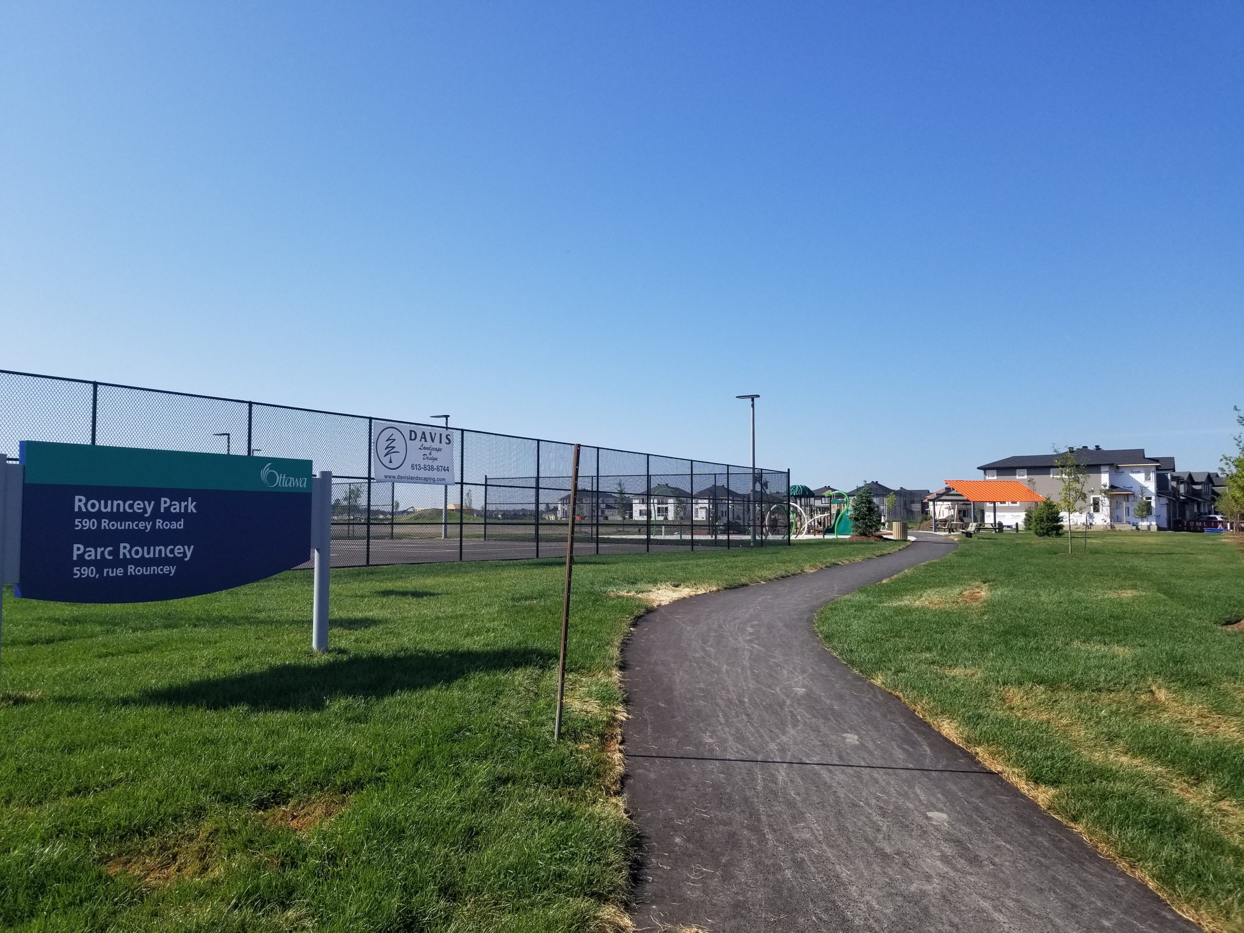 Blackstone park Rouncey Rd – 1