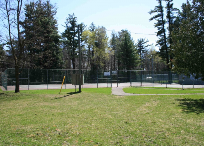 Stittsville Tennis Court