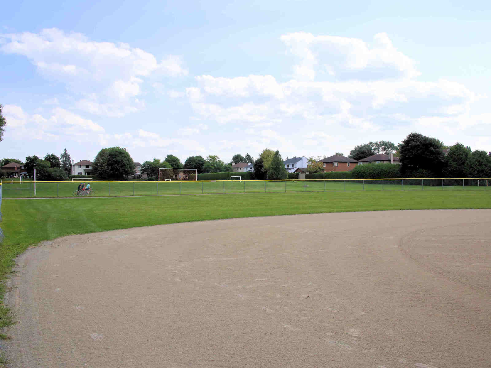 Alexandre Grove Park Baseball Diamond