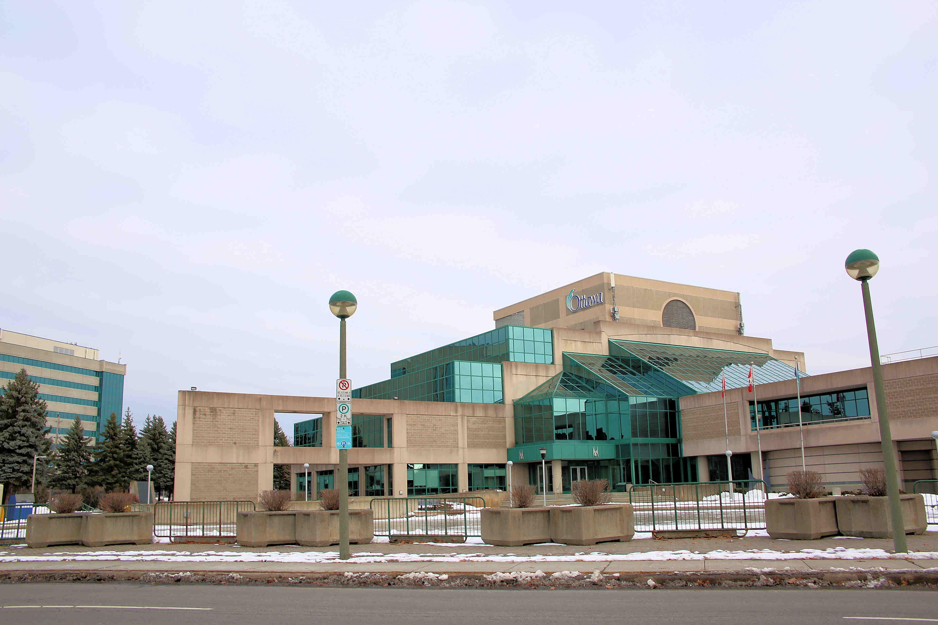 Nepean City Hall